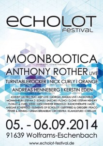 Tickets für das Echolot-Festival zu gewinnen!