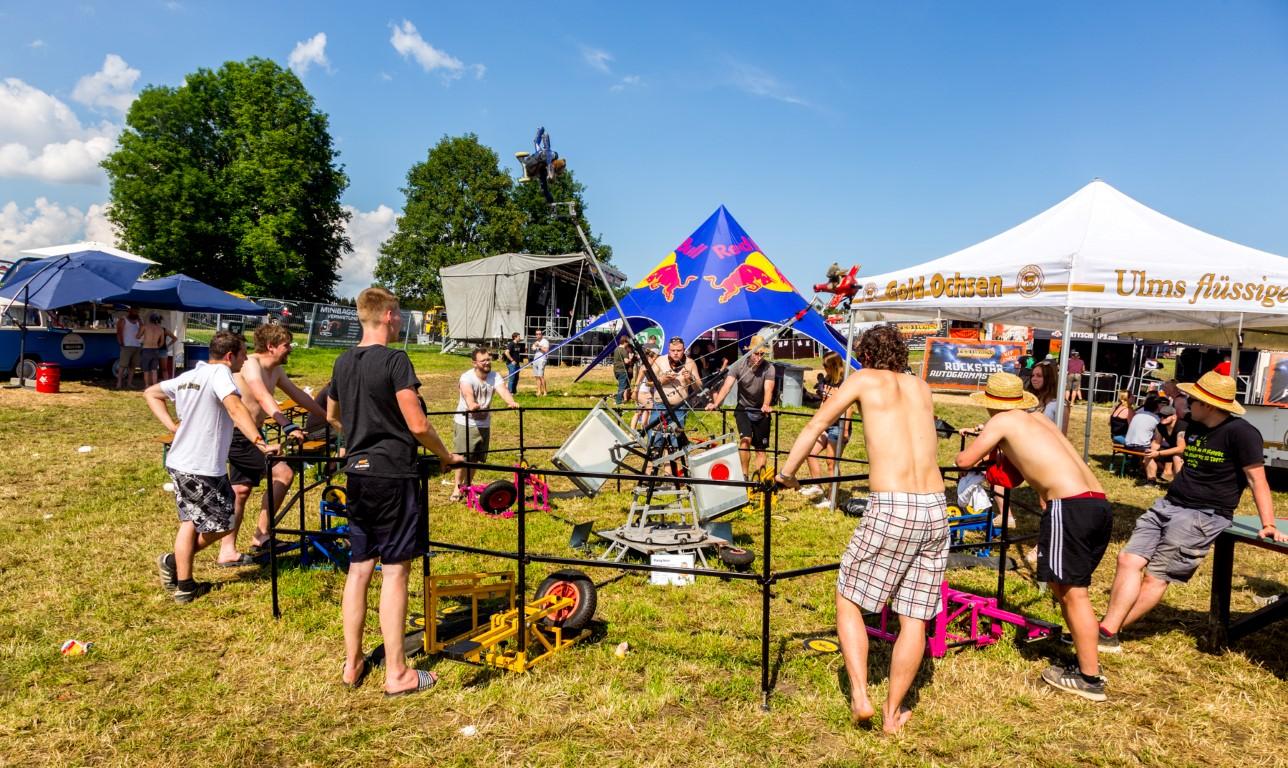 Festival ohne Bands